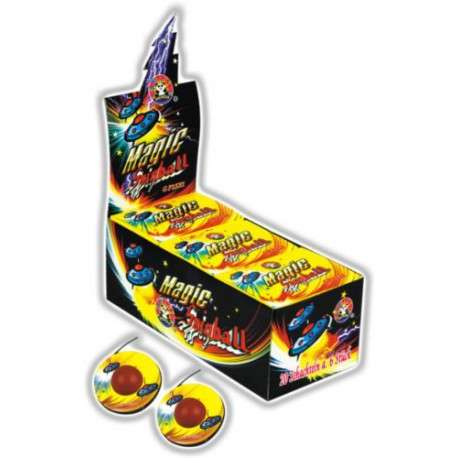 Magic Spinball